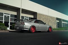 Nissan GTR R33 | VR14