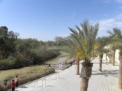 Jordan River near Jericho - B (Ian W Scott) Tags: israel baptism jordanriver johnthebaptist