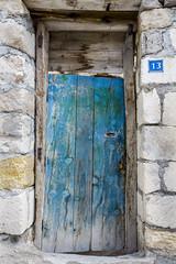 blue door (eb78) Tags: door turkey middleeast cappadocia anatolia goreme