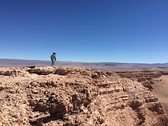 """Le désert d'Atacama:  el Valle de la Muerte (o de Marte) <a style=""""margin-left:10px; font-size:0.8em;"""" href=""""http://www.flickr.com/photos/127723101@N04/28605721324/"""" target=""""_blank"""">@flickr</a>"""