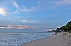 Bali - Sanur Sunset (zorro1945) Tags: sanur sanurbeach bali indonesia asia sea sand beach sunset sundown dusk eveninglight gloaming nightfall