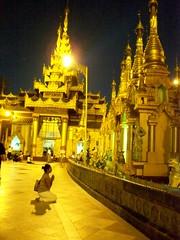 Shwedagon_Pagoda_Yangon (38) (Sasha India) Tags: myanmar yangon temple journey buddhism