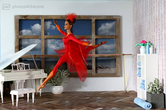 the firebird in flight (photos4dreams) Tags: mistyvisitstheballetclassp4d omgitsmistycopelandp4d itsmistycopelandp4d omg mistycopeland ballet star dancer primal ballett tnzerin barbie mattel doll toy diorama photos4dreams p4d photos4dreamz barbies girl play fashion fashionistas outfit kleider mode puppenstube tabletopphotography aa beauties beautiful girls women ladies damen weiblich female dancers tnzerinnen ballerina firstafricanamericanfemaleprincipaldancerwiththeprestigiousamericanballettheatre principaldancer primaballerina firebird feuervogel phoenix