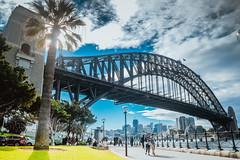 Sydney day dream (Trng ng Rok) Tags: australia sydney bridge sunlight landscape streetlife sea