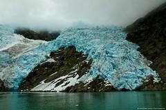 Northwestern Glacier - Kenai Fjords National Park (Adrienne's Travels) Tags: alaska glacier glacialiceblue kenai kenaifjordsnp blue