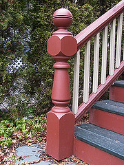 Porch Restoration (danmiller155giff) Tags: oldhouseguy oldhouse historicrestoration victorianhouse oldporch porchrailingheight balustradeheight newelposts handrail porchrestoration