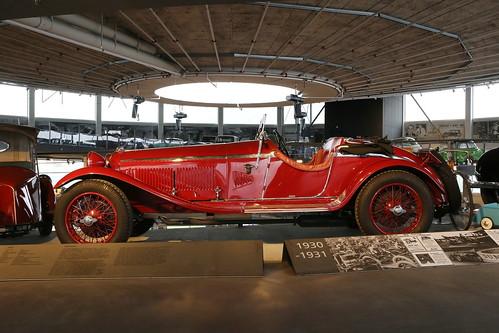 Alfa Romeo 6C 1929, Pantheon Basel