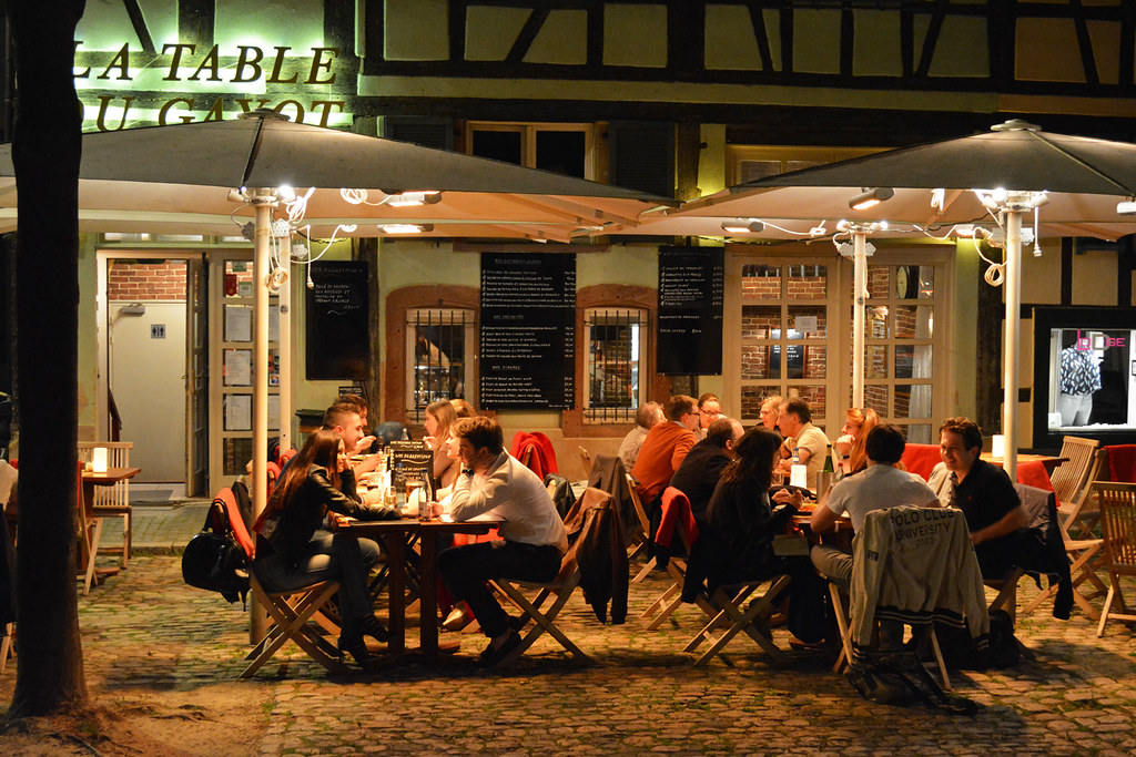 Restaurant Pmg Strasbourg