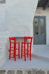 Waiting for you to come !!!! (spiros_legenda) Tags: summer white club island amazing view chairs greece paros naoussa ελλάδα καλοκαίρι νησί λευκό ομορφιά θέα καρέκλα πάροσ νάουσσα