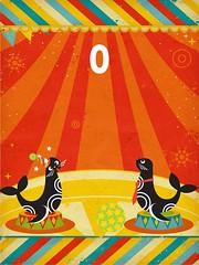 Circus Seal (Monich Alexander) Tags: apple yellow illustration digital vintage ball children fun design kid funny ipod child circus character interface cartoon hard icon application doodle developer seal characters illustrator draw tap ios app corel iphone coreldraw screenshoot ipad commersial screenshoots monich appstore