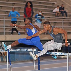 D125740S (RobHelfman) Tags: sports losangeles track highschool finals justincollins crenshaw justinalexander citysection