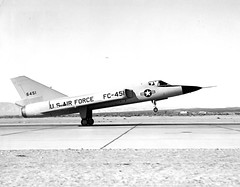 First of 17 F106As  Convair photo (San Diego Air & Space Museum Archives) Tags: airplane aircraft aviation deltawing usaf usairforce militaryaviation pw convair prattwhitney unitedstatesairforce f106 deltadart f106a j75 f106adeltadart convairf106adeltadart convairf106deltadart f106deltadart convairf106 convairf106a prattwhitneyj75 convairdeltadart pwj75 56451 j75p17 560451