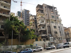 In Beirut there have been wars almost every decade, so new infrastructure is scarse. But there is construction of new propertys beeing built all over these days to make Beirut a city for the future.
