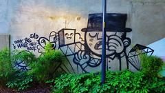 ROA / Bué the Warrior / Biezenstuk - 20 mei 2015 (Ferdinand 'Ferre' Feys) Tags: gent ghent gand belgium belgique belgië streetart artdelarue graffitiart graffiti graff urbanart roa bue bué buéthewarrior urbanarte arteurbano ferdinandfeys