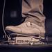 Thurston Moore's Ernie Ball VP Jr. pedal