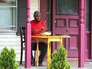 Vermont Singing Drum