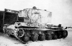 "Another captured KV-2. • <a style=""font-size:0.8em;"" href=""http://www.flickr.com/photos/81723459@N04/18196548578/"" target=""_blank"">View on Flickr</a>"