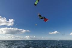 Flying high (Jenner Ka) Tags: kite action surfer watersports stein kiel kitesurfer kielstein nikond5100