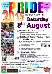 "plymouth-pride-poster-2015 • <a style=""font-size:0.8em;"" href=""http://www.flickr.com/photos/66700933@N06/18236089029/"" target=""_blank"">View on Flickr</a>"