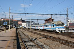 CD 560 025 (klok.richard) Tags: cd brno 506 460 pantograf pantak