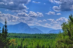 Landscape (mtudis) Tags: tree baum mountain berg landscape xt1 xf18135mm fujifilm fuji antalya cloud volke green nature spring weather
