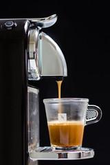 Lekker kopje (N)espresso (Dennis Faas) Tags: coffee nespresso warmte anderskijken