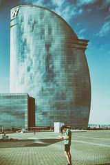 wuossap W (enkey999) Tags: barcelona hotel barcellona