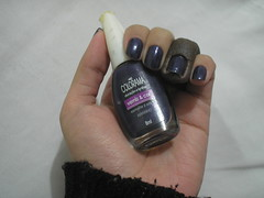 Desafio Ostentassaum - Marinho (Colorama) (Daniela nailwear) Tags: azul marinho esmaltes colorama cremoso mofeita desafioostentassaum