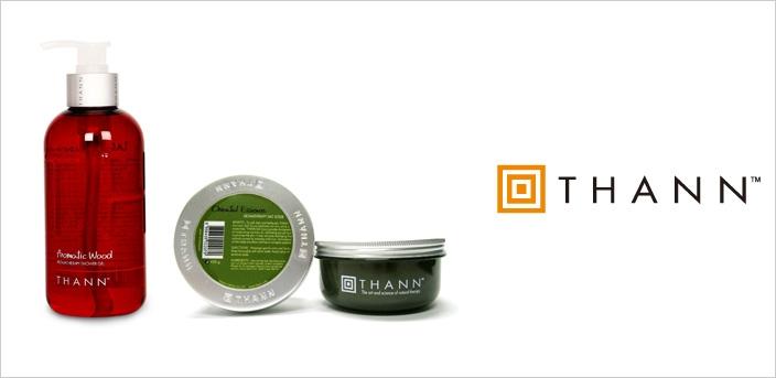Thương hiệu mỹ phẩm cao cấp Thann - khuyến mại tháng 5