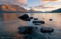 Lake Wakatipu Sunset (Panorama Paul) Tags: sunset newzealand reflections queenstown lakewakatipu nikkorlenses nikfilters nikond800 wwwpaulbruinscoza paulbruinsphotography