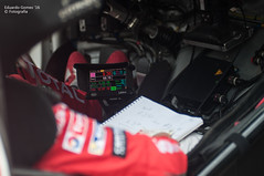 Co Driver ''television'' (Eduardo F S Gomes) Tags: world portugal television de al team nikon 14 rally cockpit citroën wrc co patterson driver vodafone nikkor total abu dhabi gomes khalid f28 eduardo sheik 80200 ds3 rali 2016 d300s qassimichris