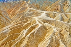 AND THE BEAT GOES ON...and on and on..... (Irene2727) Tags: california nature rock wow landscape deathvalley veins scape ridges ura
