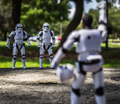 Hello my friends!! (Vimlossus) Tags: toy starwars action stormtroopers finn figures acba articulatedcomicbookart fn2187