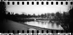20160404-DSC_8752 (sarajoelsson) Tags: city urban blackandwhite bw panorama film monochrome 35mm gteborg march sweden gothenburg toycamera wideangle panoramic hp5 135 ilford everydaylife 2016 plasticlens filmphotography sprocketholes filmisnotdead filmshooter teamframkallning sprocketrocket believeinfilm digitizedwithdslr