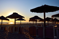 El olor del verano (ZAP.M) Tags: espaa naturaleza mar andaluca nikon flickr puestadesol atardeceres cdiz chiclana playas reflejos barrosa nikond60 orilladelmar zapm mpazdelcerro