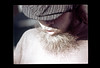 ss23-76 (ndpa / s. lundeen, archivist) Tags: people man color film hat boston beard massachusetts nick slide facialhair slideshow mass 1970s youngman bostonians bostonian dewolf early1970s nickdewolf photographbynickdewolf slideshow23