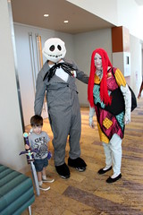 Phoenix Comicon 2016 (StarsApart) Tags: comicon phoenix arizona phoenixcomicon phxcc geeky tripp nightmarebeforechristmas skellington jackskellington