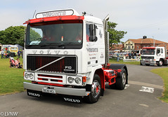 1986 Volvo F10 D630HCL: Wrights (LVNWtransFoto) Tags: truck volvo rally f10 lorry southshields intercooler wrights hcvs bentspark tyneteesrun canoneos1dmkiv d630hcl