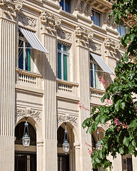 Le Palais Royal (Melanie Alexandra Photography) Tags: travel windows paris france architecture photography wanderlust shutters palaisroyal