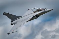 '  Escadron de transformation rafale' (SJAviation.net) Tags: aircraft nikon aviation riat armeedelair airshow rafale jet frenchairforce