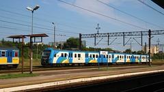 EN57AL-943 (Krzysztof D.) Tags: electric elektryczny emu ezt pocig railway train transport bahn zug en57 station stacja supsk pomorskie pomorze bahnhof polska poland polen