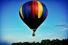 Joyride (rmangu84) Tags: ballon hotairballon fun blue cloud joyride air intheair up