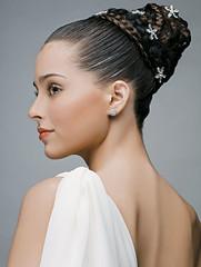 Penteados-Romanticos-Para-Noivas-5 (lllicinha) Tags: noite cabelopreso romntica presilhaepentes