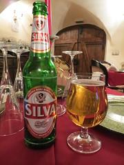 2015-040237 (bubbahop) Tags: food beer dinner restaurant casa citadel medieval romania sighisoara silva krauss fortified 2015 sighișoara georgius europetrip32