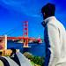 Golden Gate Bridge in San Francisco!