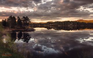 Ljøstadvann, Vegårshei - Norway