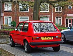 Volkswagen Golf 1.5 (denniselzinga) Tags: vw golf volkswagen golfi pregaik kd73zv