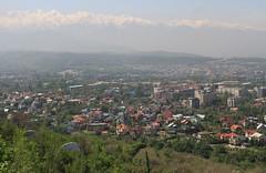 Almaty from Kok-Tobe (Wild Chroma) Tags: kazakhstan almaty koktobe