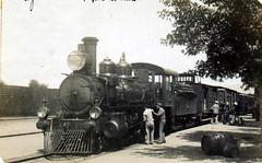 Algeria Railways - Chemins de Fer de l'Est Algerien n° 23 (Baldwin n° 18804 - 1902) (HISTORICAL RAILWAY IMAGES) Tags: alegeria africa train steam locomotive railway gare station baldwin blw
