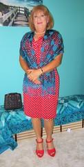 Sparkle (Trixy Deans) Tags: hot cute sexy tv highheels dress cd tgirl tranny transvestite heels trans transgendered crossdresser crossdress reddress tg sexylegs transsexual classy shemale trixy cocktaildress sexyblonde tgirls shemales xdresser transvesite transvetite sexyheels trixydeans sexytransvestite heelssexy